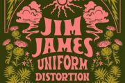 Jim James Uniform Distortion album cover art for 10x18