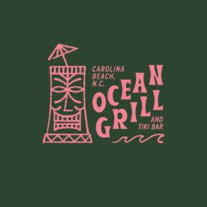 Ocean Grill and Tiki Bar Graphic